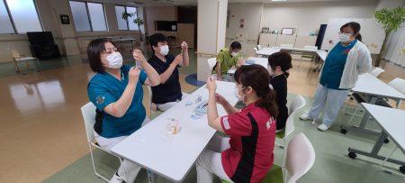 当院もコロナワクチン接種が始まりました。